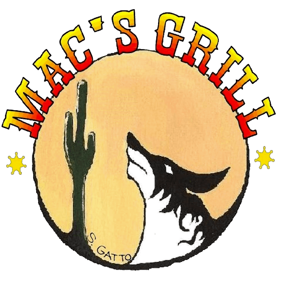 "Mac's Grill - ""Where The Locals Eat"""